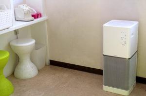 処置室空気清浄機